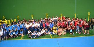 La Gala del Deporte en edad escolar pondrá fin a un Campeonato en el que han participado 7.888 estudiantes de la provincia de Guadalajara