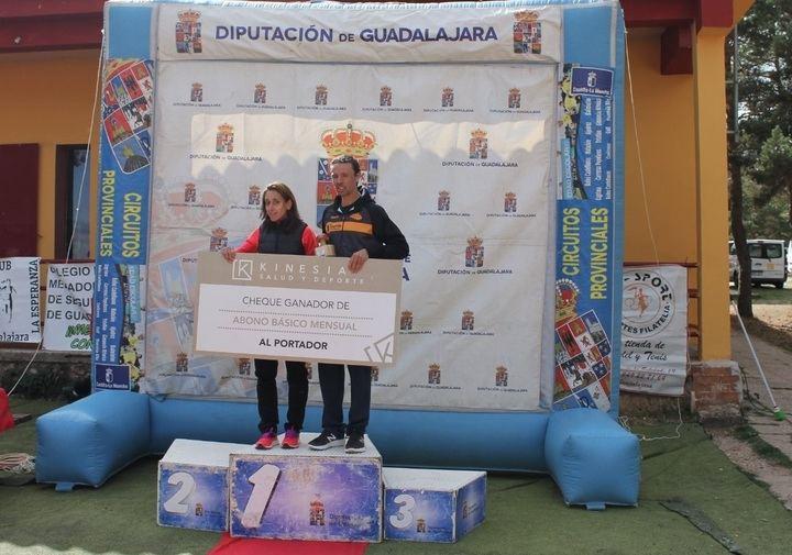 Daniel Hernando se impuso en la V Carrera por Montaña Alto Rey
