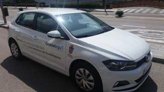 Guadalagua utilizará para circular por la ciudad un vehículo GNC
