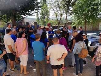 Hiendelaencina reivindica su patrimonio minero con una Jornadas Familiares
