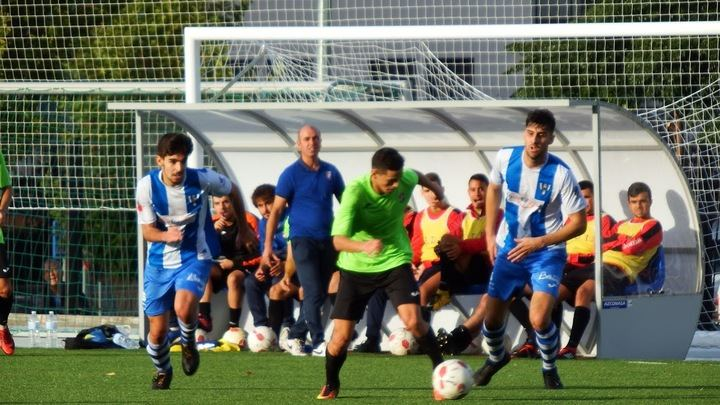 El Hogar Alcarreño, 0-2, cae ante el Illescas