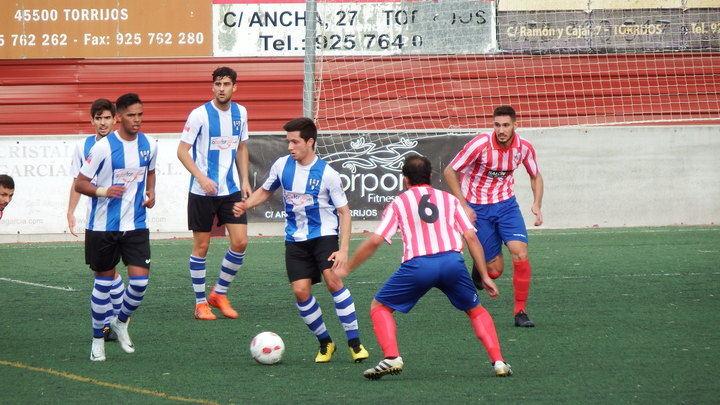 Derrota, 3-1, del Hogar Alcarreño