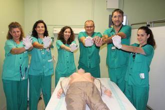 Los hospitales de Toledo y Guadalajara celebrarán el Día Internacional de la Reanimación Cardiopulmonar con talleres de formación a la población