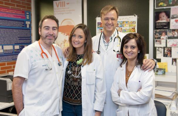 El Servicio de Pediatría del Hospital de Guadalajara, premiado por un trabajo sobre las tos ferina