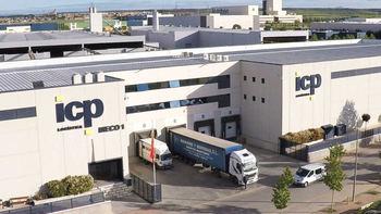 La empresa ICP está construyendo un centro logístico que creará más de 300 puestos de empleo en Chiloeches