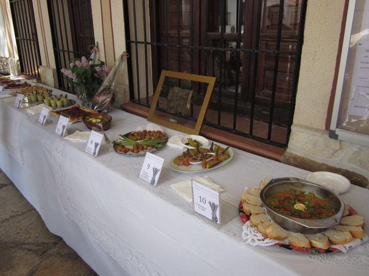 XII Jornadas Gastronómicas del Esparrago Verde en Aranzueque