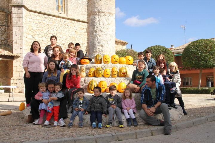 Este miércoles 31 de octubre, yincana terrorífica en Fuentenovilla