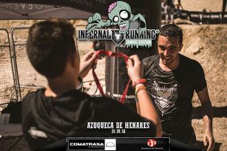 El 31 de octubre, carrera de obstáculos 'Infernal Running. Zombie Edition' en Azuqueca