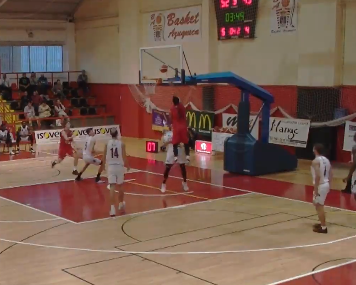 El Isover Basket Azuqueca consigue la primera victoria en LEB Plata en La Paz