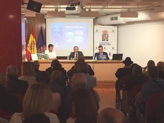 La Diputación de Guadalajara edita el libro 'Guadalajareando' de Jesús Orea