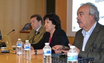 Guadalajara acoge la XIII Jornada de la Inspección de Educación de Castilla-La Mancha
