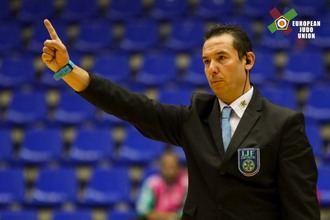 Arbitro alcarreño en el Mundial de Judo en Cancún