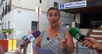 """Valmaña: """"Paco Núñez tiene un proyecto de futuro para Guadalajara y Page sólo una sarta de mentiras"""""""