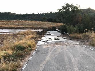 Guadalajara ha sido la provincia de Castilla-La Mancha más castigada por las lluvias torrenciales