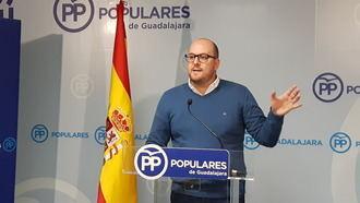 """Castillo: """"Page es el pasado y su proyecto está agotado, mientras que Paco Núñez es el futuro de una Castilla-La Mancha próspera y moderna"""""""
