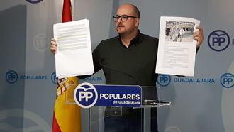 """Castillo: """"Page tiene que dejarse de mentiras y 'desatascar' ya el desdoblamiento de la CM-101"""""""