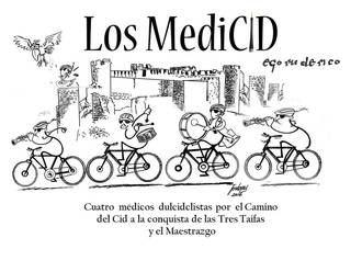Los MediCid continúan con su aventura a golpe de pedal y tamboril