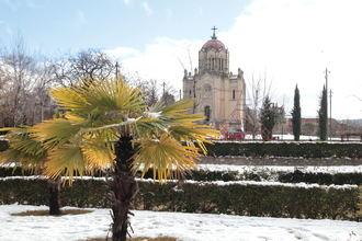 Guadalajara, en aviso de riesgo amarillo por nevadas este martes