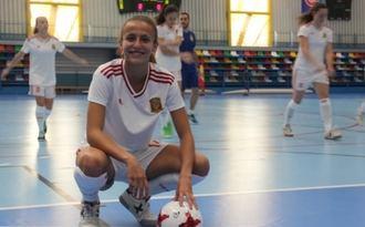 La joven alcarreña Noelia de las Heras irá a los JJOO de Buenos Aires