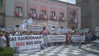 ACEM convoca la XI Marcha a pie contra las macrogranjas de cerdos del 11 al 14 de octubre