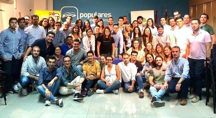 NNGG Castilla-La Mancha incorpora a siete nuevos miembros a su Comité Ejecutivo