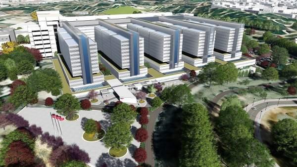 El 12 de Octubre hará una remodelación con 720 habitaciones nuevas, 1.450 camas y otros 40 quirófanos