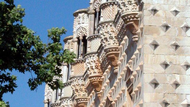La estructura general del Palacio del Infantado no presenta aluminosis