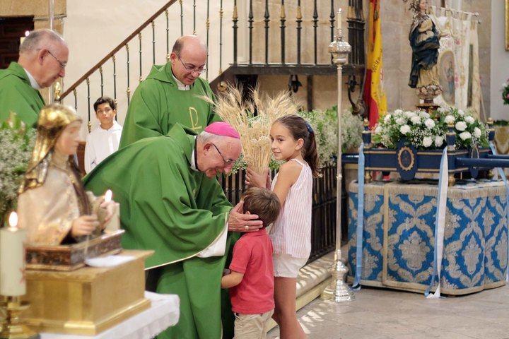 Pastrana acogió este sábado el III Encuentro Diocesano de Cofradías y Hermandades de Guadalajara