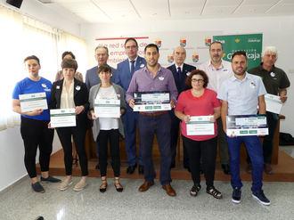 Entregados en Cuenca los galardones de los I Premios Red Piemsa a Emprendedores Sostenibles 2018