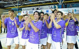 El Quabit Guadalajara se lleva la victoria en un partido que dominó de principio a fin