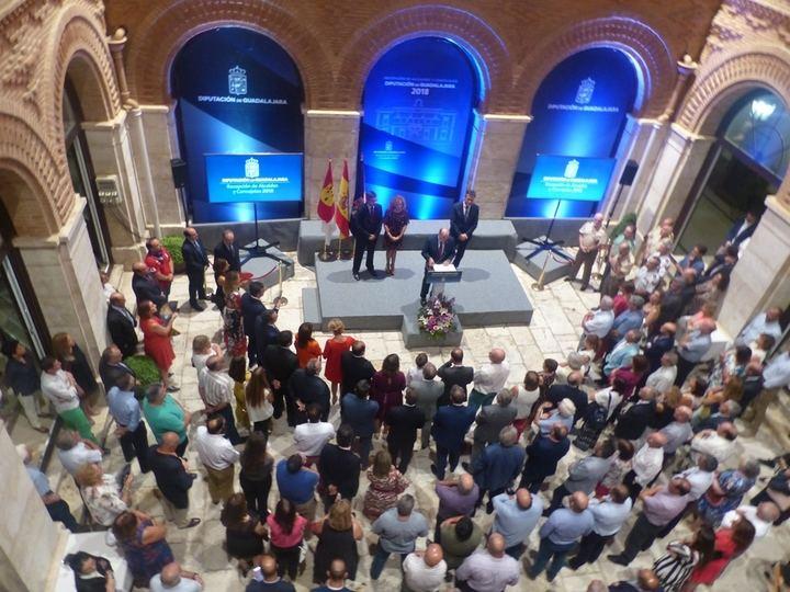 """Latre se muestra convencido de que """"la Diputación es una herramienta fundamental para luchar contra la despoblación"""""""