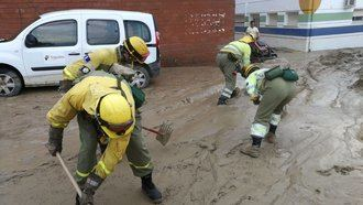 Una persona hospitalizada y varias contusionadas por la riada de Cebolla
