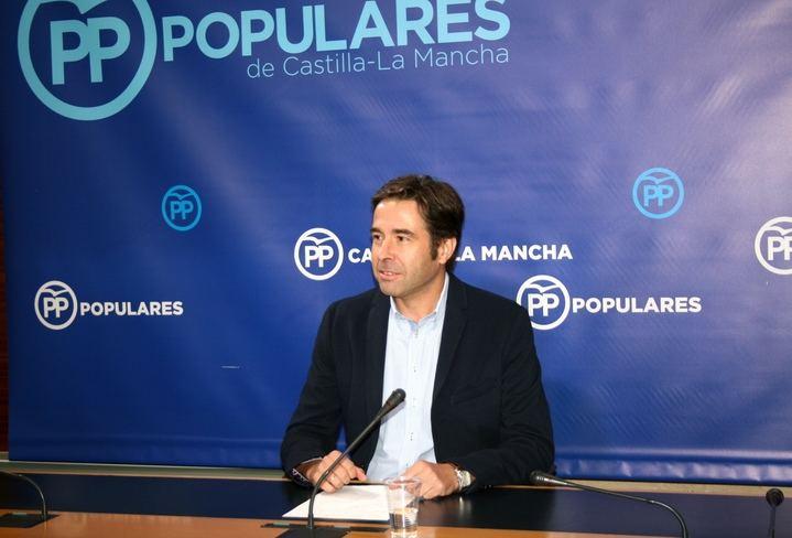 """Robisco: """"Las políticas de Sánchez y Page nos llevan a la desaceleración económica y frenan la creación de empleo en la región"""""""
