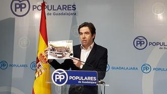 """Robisco: """"En el debate de la región, frente a un Page agotado se verá a un líder fuerte y con ganas de mejorar Castilla-La Mancha"""""""