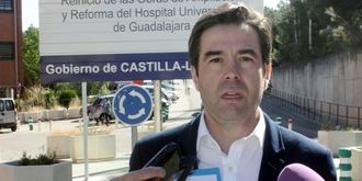 """Robisco: """"Page nos engañó con los 'figurantes' de las obras del Hospital de Guadalajara, y ahora queda otra vez en evidencia"""""""