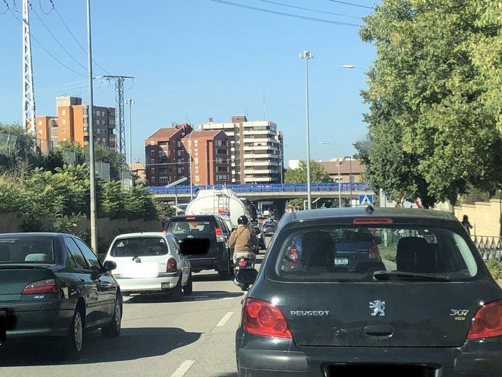 UGT considera que la entrar o salir del Hospital de Guadalajara se ha convertido en una aventura diaria