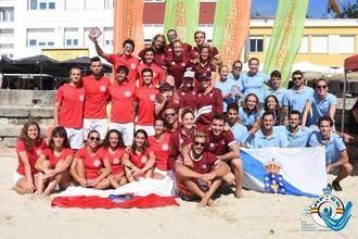 Castilla La Mancha, campeona en Salvamento y Socorrismo con un equipo