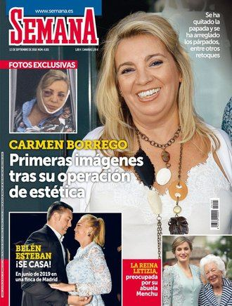SEMANA Yaiza Moreno, la sustituta de Georgina como WAGS del Real Madrid