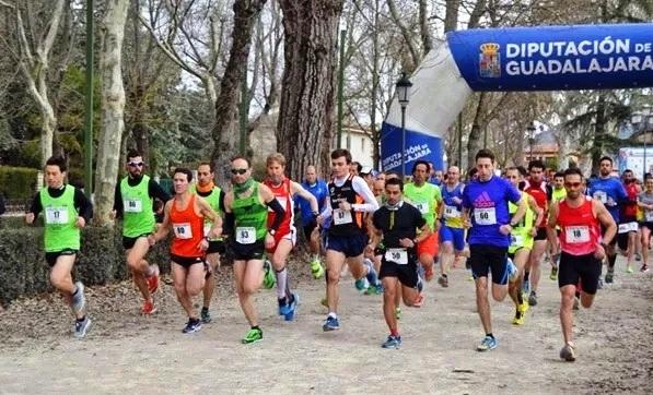 Daniel Recuero venció en el III Trail Pie del Hombre en Molina de Aragón