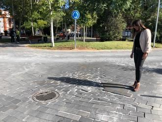 """Silvia García: """"La plaza General Vives de Azuqueca en lugar de llamarse así la deberían denominar plaza del Grand Prix"""""""