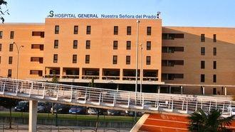 Una niña de 10 años ingresada en el Hospital tras caer desde un piso en Talavera
