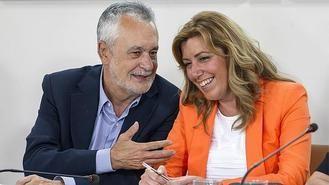 La Junta socialista de Andalucía marcada por 8 tarjetas black y 12 juergas en puticlubs