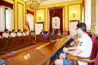 Valoriza y Guadalagua se convierten en nuevos patrocinadores del Balonmano Guadalajara