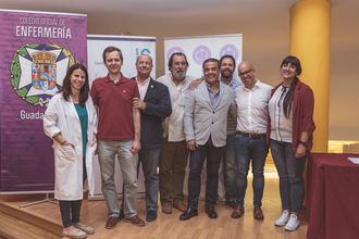El Colegio de Enfermería reconoce el trabajo investigador en las II Jornadas de Investigación de Guadalajara