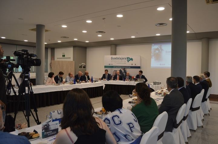 Arranca el proyecto 'Guadalajara Empresarial'