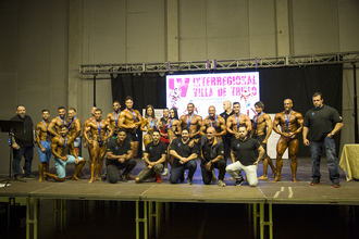 Una treintena de atletas participó en el IV Campeonato Interregional de Fisioculturismo y Fitness 'Villa de Trillo'