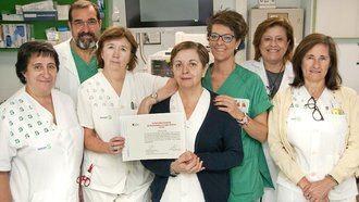 La Unidad de Broncoscopia del Hospital de Guadalajara ya es Unidad Especializada