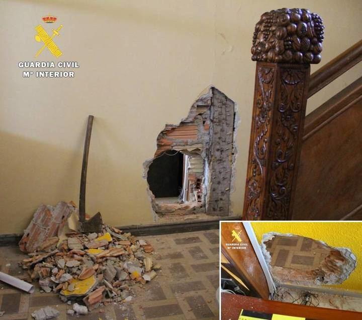 Los vecinos de Alcolea del Pinar se sienten 'indefensos' tras la oleada de robos que sufre este municipio