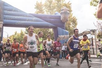 Cerca de 600 personas participan en la IV Carrera solidaria Mizu a favor de Apanag