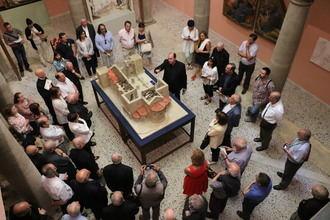 Viernes y sábado, Coloquio: Fortis Seguntina (1121-1271) En torno a la Consagración de la Catedral de Sigüenza
